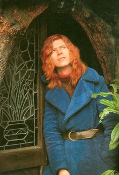 A really pretty pic of David Bowie