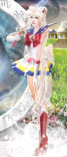 @Kristin West Moon super sailor moon