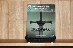 Highlander Blu-ray steelbook