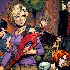 ¡NUEVO! | Buffy the Vampire Slayer: Season 10 [Comic] En Español > Descarga. ~ .::| Buffy, La Caza Vampiros - BuffyVerso Site |::.
