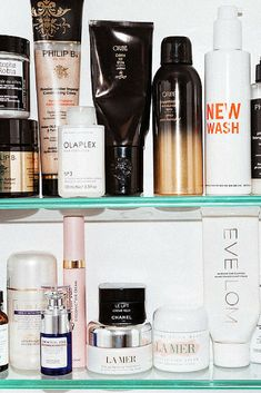 beauty cabinet. | into the gloss top shelf: stella bugbee, editorial director at the cut
