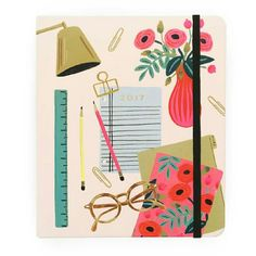 $34 or best offer! Rifle Paper Co Other - Rifle Paper Co 2017 17 month planner agenda.