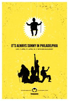 GigPosters.com - Its Always Sunny In Philadelphia - Don Mccloskey