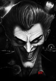 Joker  Original statue concept by DDG
