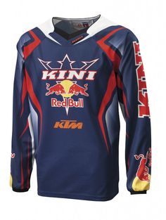 KINI-RB KTM Competition Shirt 2015