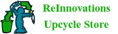 The ReInnovations Upcycle Store is now open for business on Ebay  Artist Robin Coe creates handmade items by upcycling magazines, comic books, newspapers, junk mail -- and anything she can creatively figure out a way to redesign rather than let it go to waste in a landfill.  Coe also creates chakra energy jewelry with different types of power stones.  To celebrate and create positive energy for the opening of the store -- there is a 25% off sale on handmade Chakra jewelry.