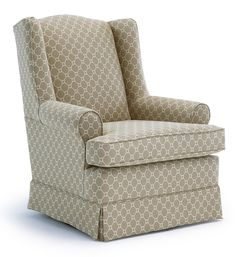 Beau Chairs   Swivel Glide Roni Swivel Glider Chair By Best Home Furnishings