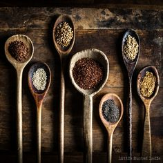 Ancient Grains Crockpot Quinoameal Recipe | Little Rusted Ladle #food Photography #ancientgrains