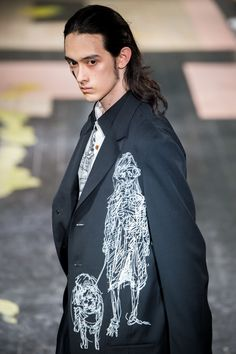 Yohji Yamamoto 2016