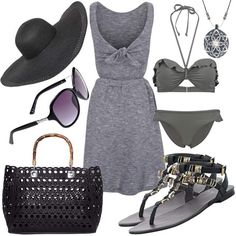 Venice #fashion #mode #look #outfit #style #stylaholic #sexy #dress