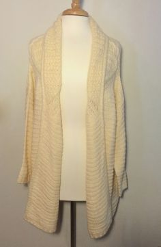 Perfect for pre fall $60 Knit Blanket Cardigan