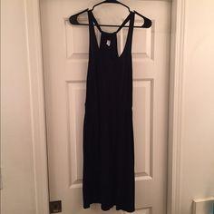 Little black dress Cute cotton, Old Navy dress. Excellent condition. Old Navy Dresses Midi