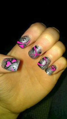 Switch up the colors and make it a Cool Winter Nail Art Designs Ideas 2014 Nail Art Designs, Funky Nail Designs, Nails Design, Sexy Nails, Fancy Nails, Pink Nails, Trendy Nail Art, Cute Nail Art, Winter Nail Art