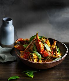 Mud-crab curry recipe :: Gourmet Traveller