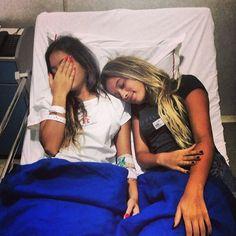 amazing amazing friends hospital #lesbo - #alone