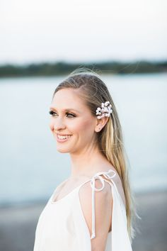 Boho Beach Wedding Inspiration | Jason Wasinger Photography | Bridal Musings Wedding Blog
