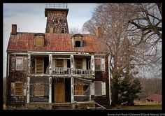 Deakyne House, abandoned by dave.wolanski, via Flickr