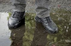 """Chase 9"""" Side-zip Tactical Duty Boots gear review"""