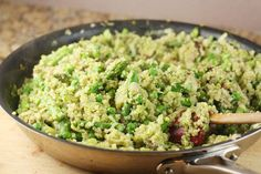 Def need to try this quinoa dish! yum