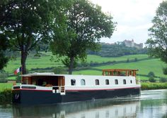 Enjoy the cruise through the quiet and picturesque countryside