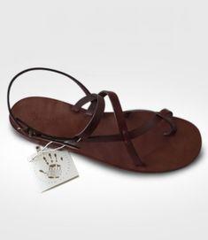 Sandalo Vinci da Donna realizzato da Tata