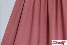 lillestoff »Jersey, lachs-melange« // hier erhältlich: http://www.lillestoff.com/jersey-lachs-melange.html