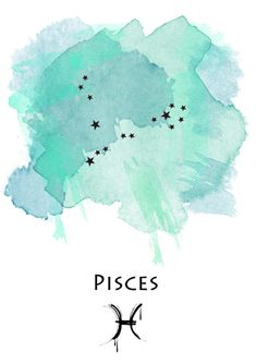Pisces constellation ★