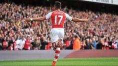 Alexis Sánchez (Arsenal FC) - http://www.wallpapersoccer.com/alexis-sanchez-arsenal-fc.html