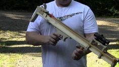 Homemade bullpup crossbow: Accuracy and power for under 20 Euros