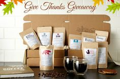 Enter for a chance to win 16 Gourmet Coffees from Seattle's Top Roasters (US) Ends 11/23/2015
