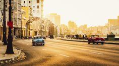 Havannas historiske bydel, som er på UNESCOs liste over bevaringsværdige steder. Overalt er Havanna præget af den spanske kulturarv og arkitektur fra kolonitiden.