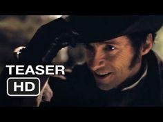 Les Misérables Official Teaser (2012) Anne Hathaway, Hugh Jackman Movie HD