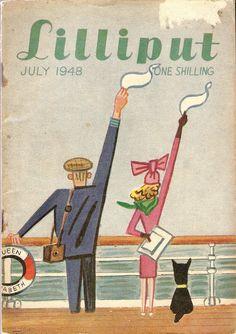 'Lilliput' magazine, July 1948