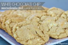 High Heels & Grills: White Chocolate Chip Macadamia Nut Cookies