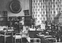 The Working Study of Alexandra Fedorovna, Livadia Palace.