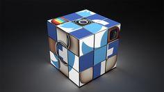 Dirección de Arte Redes Sociales 3DS Max