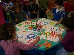 GRAFISME I CREATIVITAT: SESSIÓ 2,INFANTIL 3 ANYS