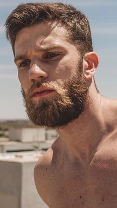 Tips And Tricks – Curly Hairstyles For Men Scruffy Men, Hairy Men, Bearded Men, Beard Styles For Men, Hair And Beard Styles, Curly Hair Styles, Great Beards, Awesome Beards, Guys With Beards