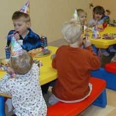 Failing to RSVP to a children's party is just downright rude