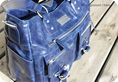 libby bag in sapphire by Kelly Moore - these bags are amazing!  I have this one and LOVE it! Photography bag