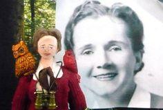 Rachel Carson doll!!!
