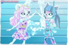 monster high electrified | All about Monster High: Veronicub & Foxanne ️ ️