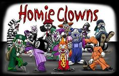 Homie Clowns