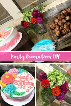 DIY Party Decorations | DIY Party Decor | #rusticpartydecor #rusticpartydecorations #rusticpartyideas #easypartyfood #easypartysnacks