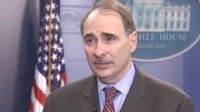 """David Axelrod said Romney's portfolio of offshore investments — which include a Bermuda-based company, funds in the Cayman Islands and a Swiss bank account — raises what he called a """"Bermuda Triangle"""" of financial questions. """"Just what were the benefits there? Did he actually pay taxes in some years? We don't know,"""" he said. """"Why would you transfer your Bermuda business…to your wife the day before you became governor? Why did you not want that on your disclosure form?"""""""