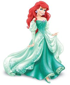 Picture only Princess Ariel