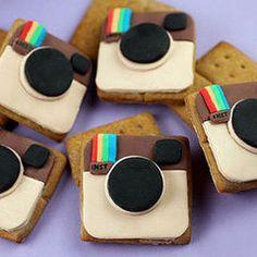 Photocamera cookie