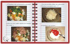 Θα σε κάνω Μαγείρισσα!: Τονοσαλάτα! Mashed Potatoes, Food And Drink, Ethnic Recipes, Blog, Whipped Potatoes, Smash Potatoes, Blogging