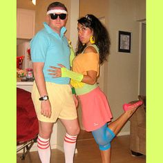 Maybe a flashback to '86 theme for hubby's bday party