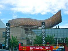 Barcelona - sculpture everywhere!